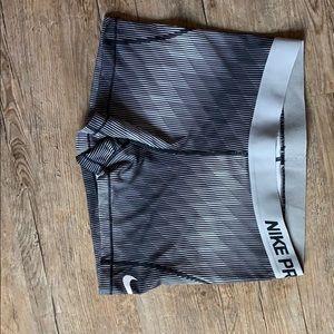 Nike Dri-fit spandex, size LG nwot